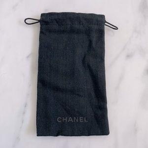 CHANEL Sunglasses/Glasses Case- Soft, Satin Lined